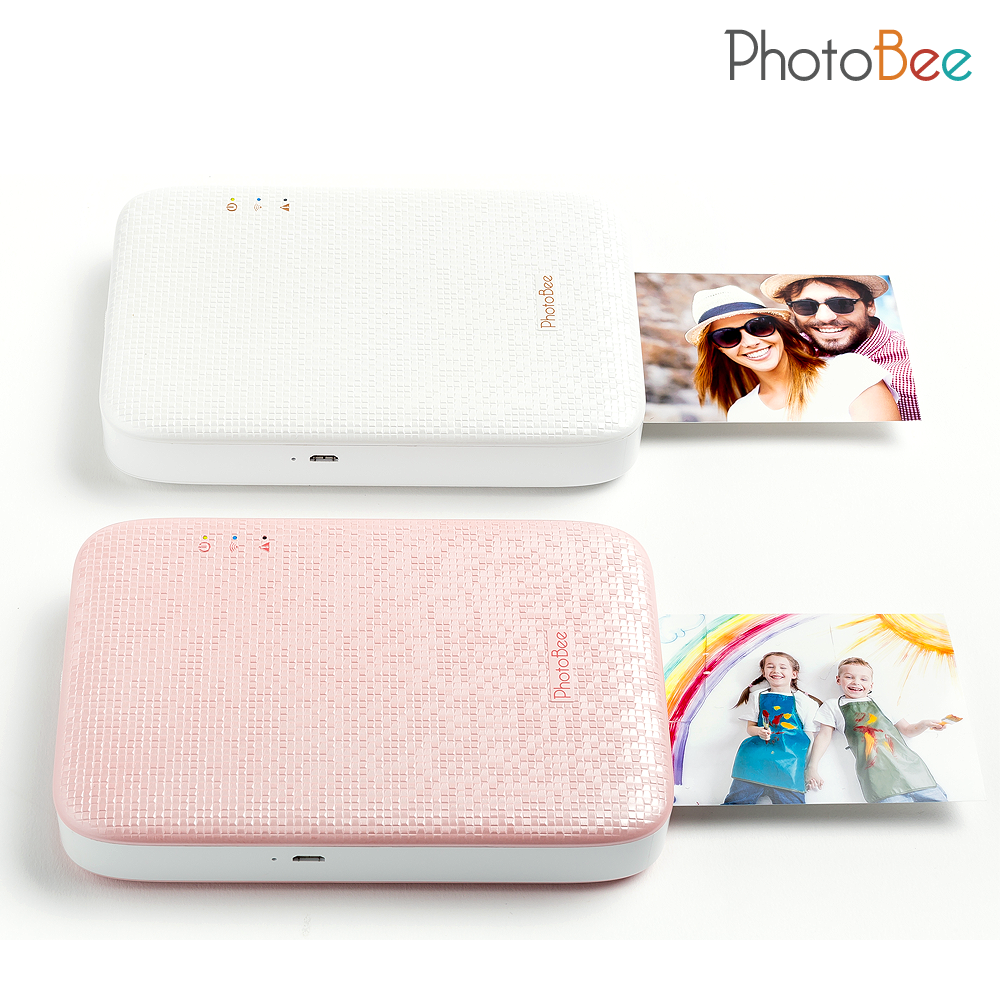 PhotoBee Mobile Photo Printer Mobile photo printer that ...