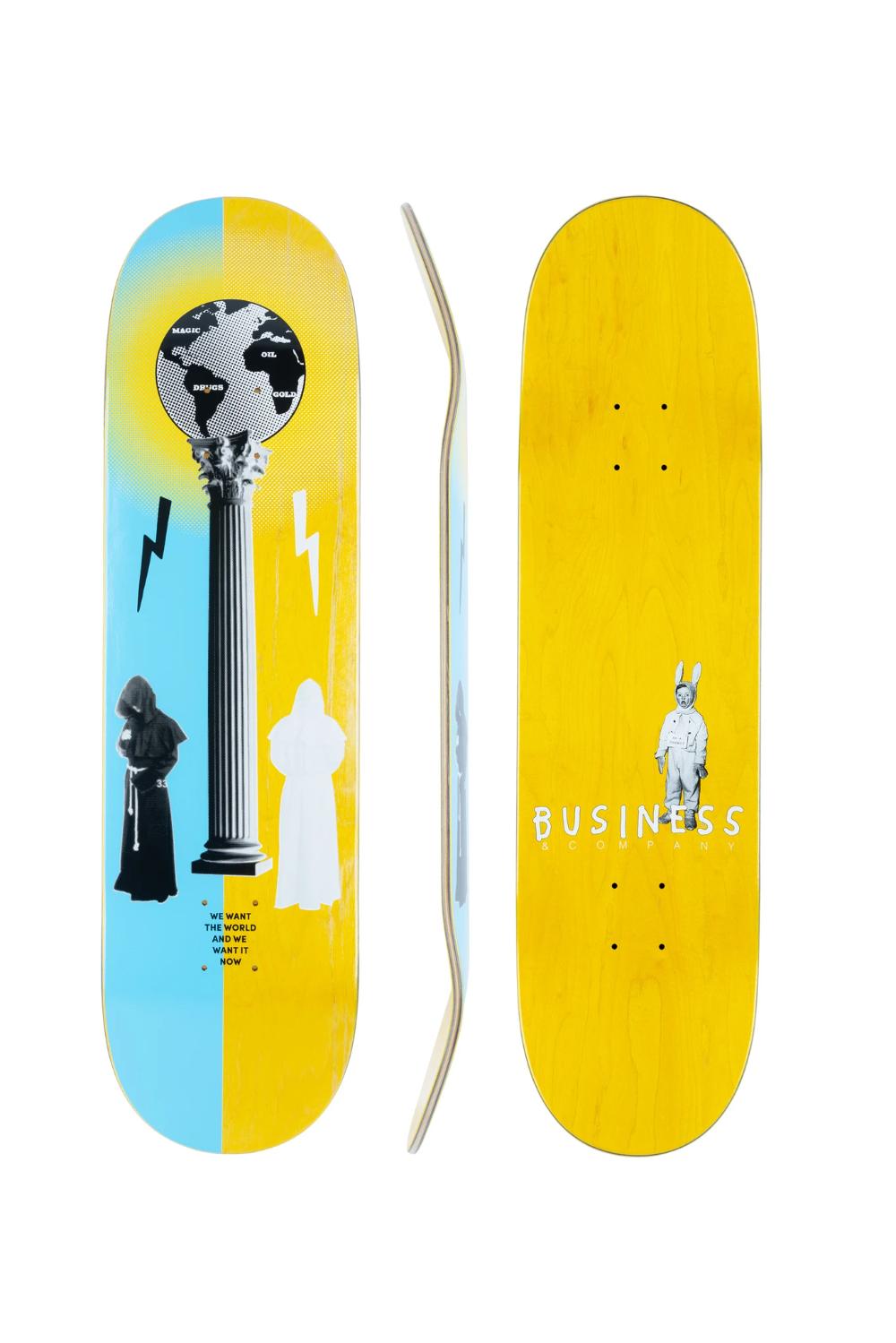 Pillar 2 Business Company In 2020 Business Company Pillars Skateboard