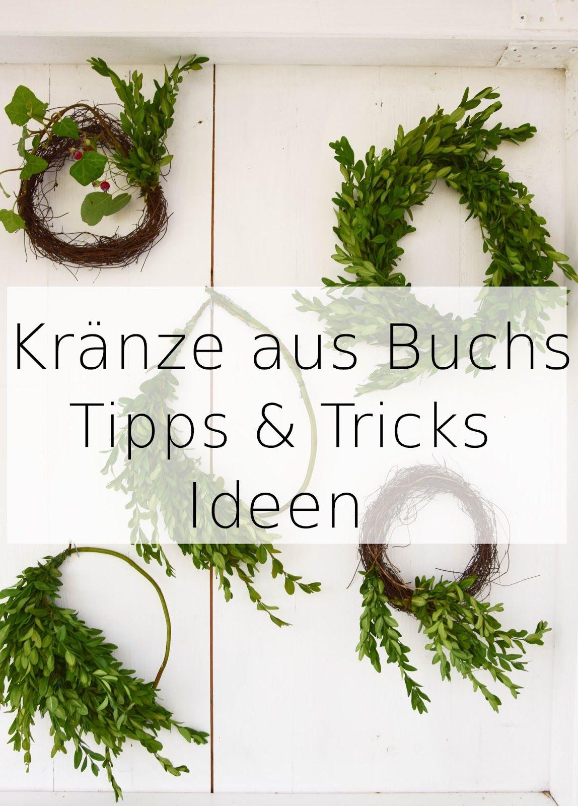 kreativ mit buchs so fertigt ihr ganz einfach tolle kr nze und girlanden german blogger diy. Black Bedroom Furniture Sets. Home Design Ideas