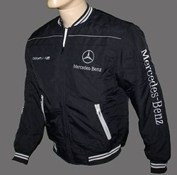 blouson mercedes amg noir ref a73 hit collection blouson de haute qualit 100 polyester. Black Bedroom Furniture Sets. Home Design Ideas