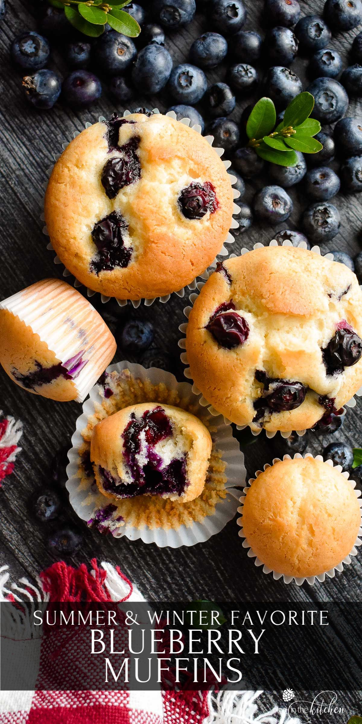 Sour Cream Blueberry Muffins Olga In The Kitchen Recipe In 2020 Sour Cream Blueberry Muffins Blue Berry Muffins Muffin Recipes Blueberry
