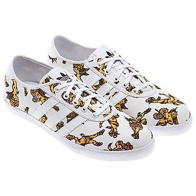 a55bd6e5384d New! adidas Originals Jeremy Scott P-SOLE CHERUB Shoes JS G96186 ...