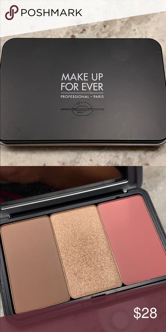 Makeup Forever Face Palette NWT Makeup forever, Makeup