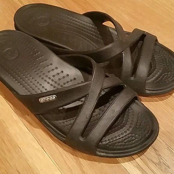 Crocs sandals Crocs sandals Shoes Sandals