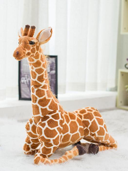 Awesome Stuffed Animals Giraffe Plush 50 Off Free