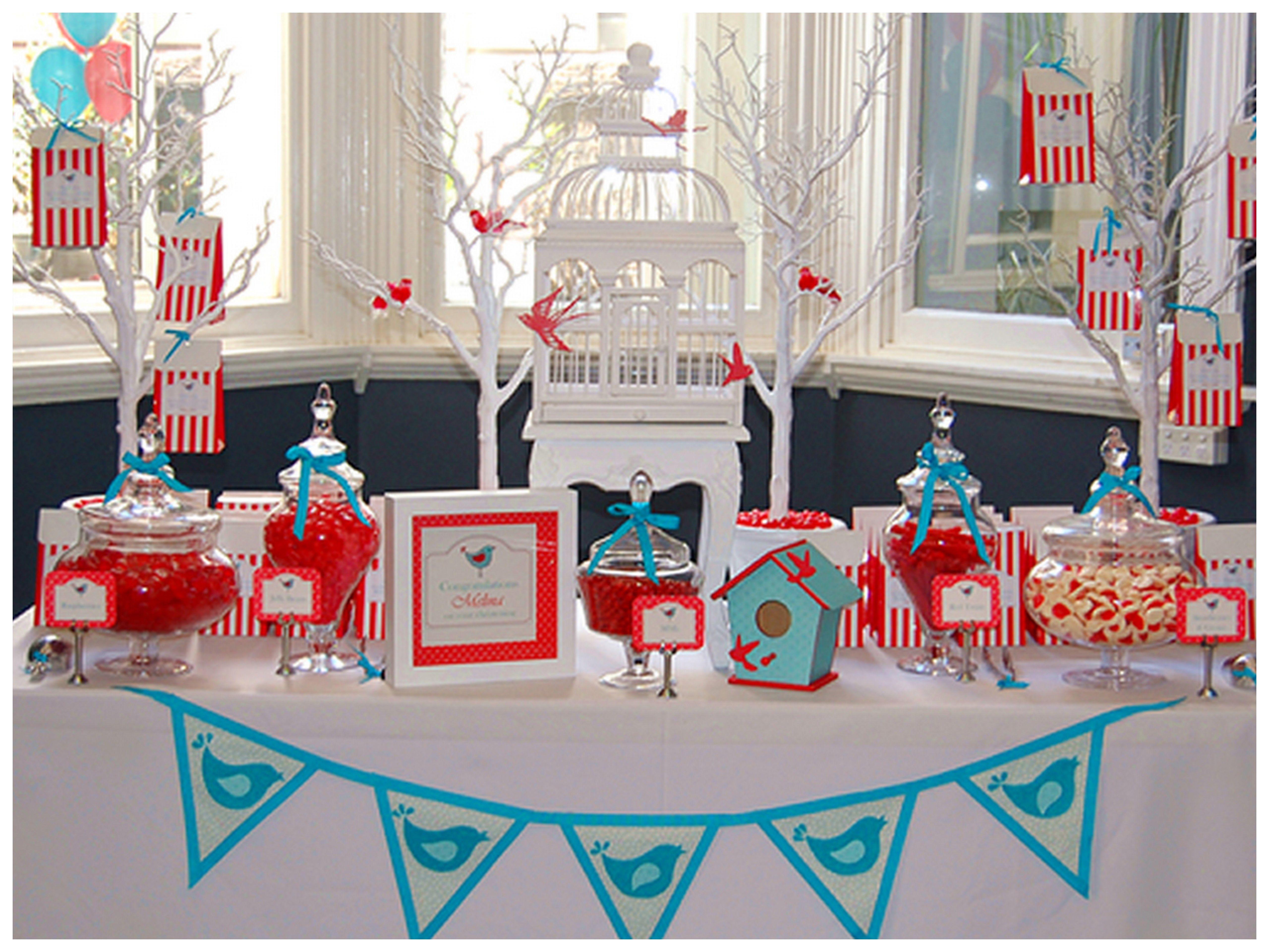 themed baby shower ideas posted in baby shower christening dessert