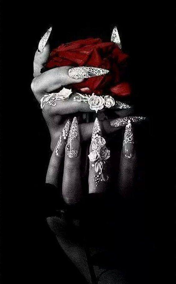 dreamies.de (nlvayhlqnzt.jpg) | Black White & Red | Pinterest