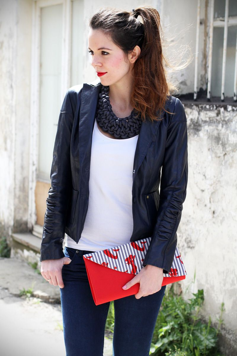 streetstyle marinaro outfit fashion stile look blogger wYnBBIU