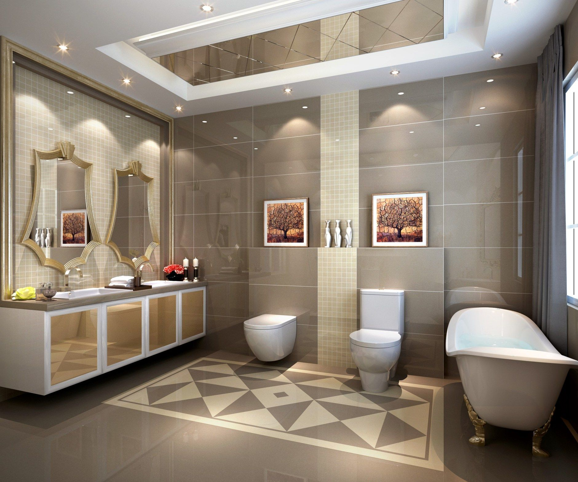 Tile Patterns: How To Create 20+ Trendy Styles
