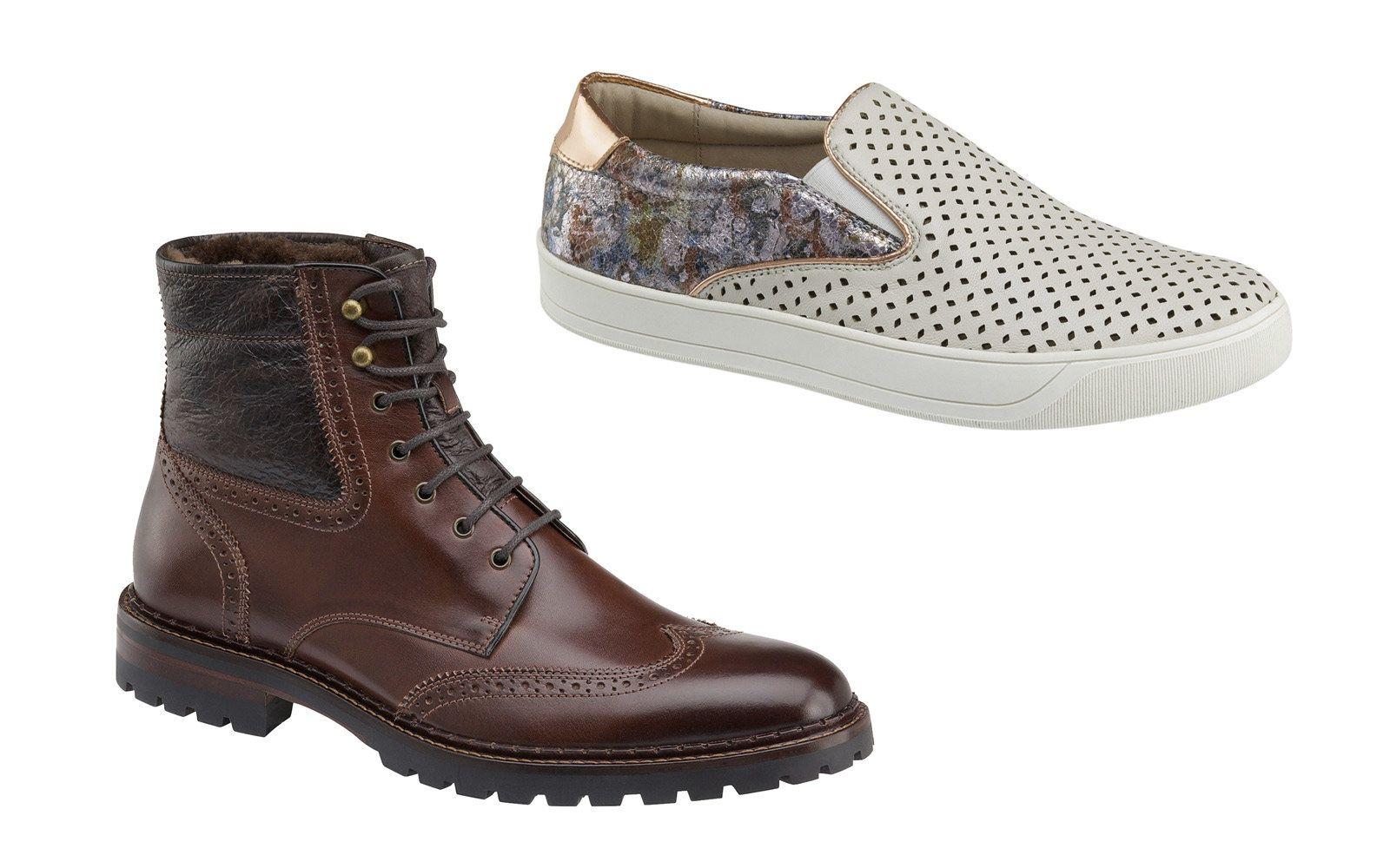 Comfy travel shoes, Shoe brands