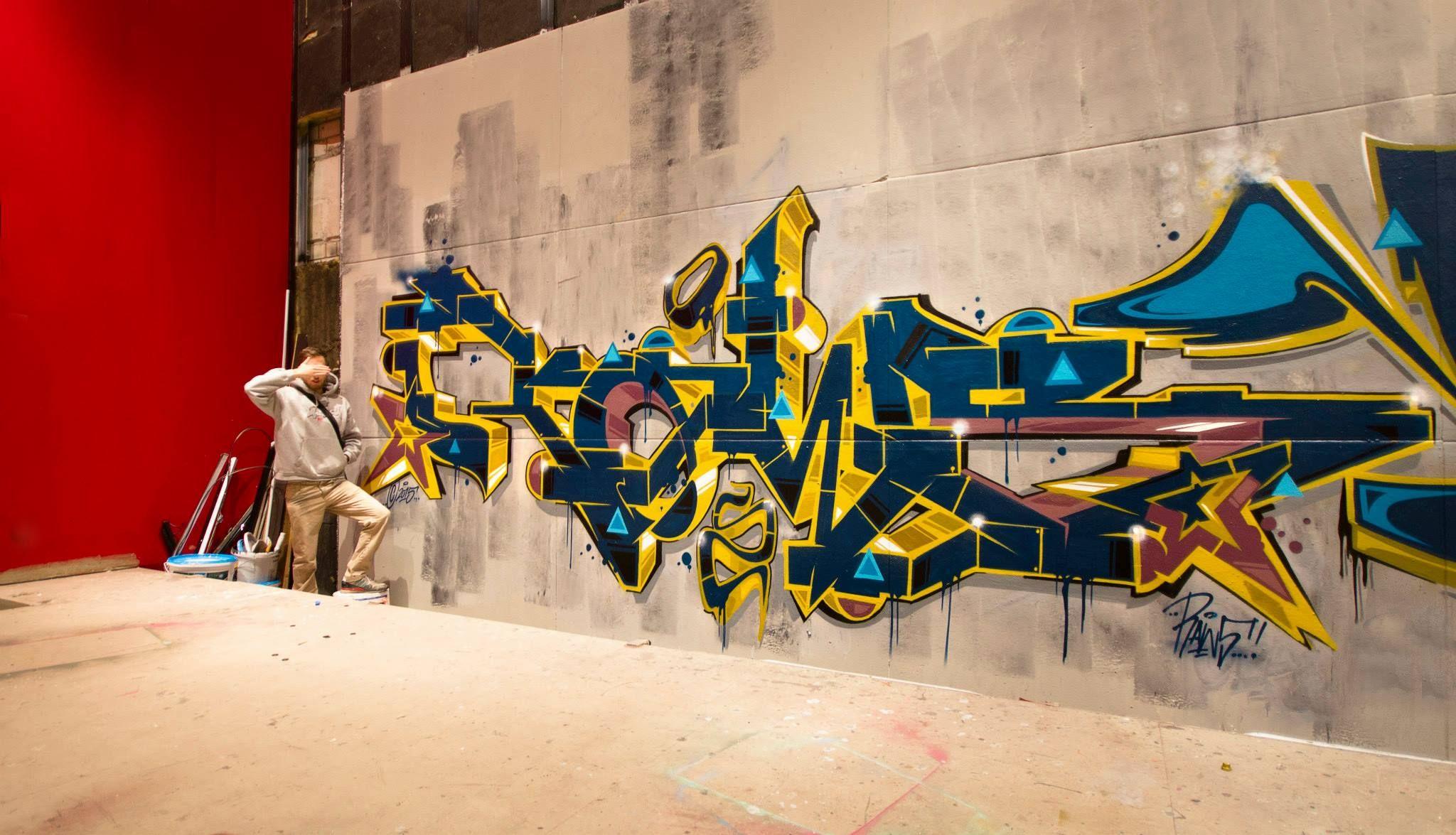 TopTen x Sofles | I Love Graffiti DE in 2020 | Streetart