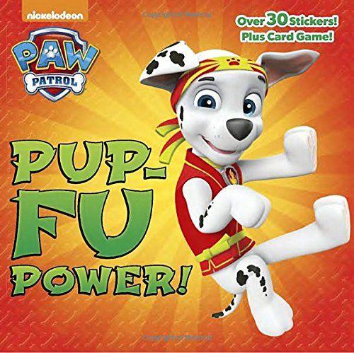 Pup Fu Power Paw Patrol Pictureback R By Random House Https Www Amazon Com Dp 0399555951 Ref Cm Sw R Pi Dp X K1p5xbm84yy With Images Paw Patrol Pups Paw Patrol Paw