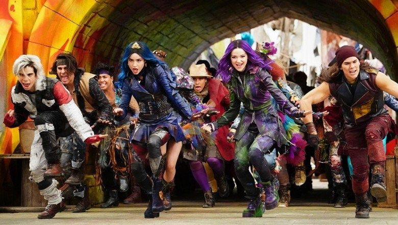 Descendants 3-  Good To Be Bad #descendants3