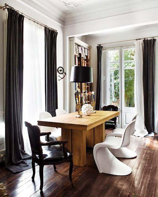 Gardinen Ideen Inspirierende Beispiele Und Vorschläge, Wie Sie Eine  Auffallende Fensterdeko Kreieren Könnten.Die Auswahl Der Richtigen Gardinen  Und Vorhänge
