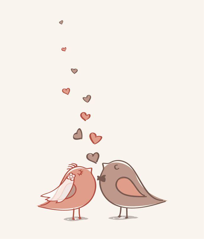 Cute Wedding Invitation Idea