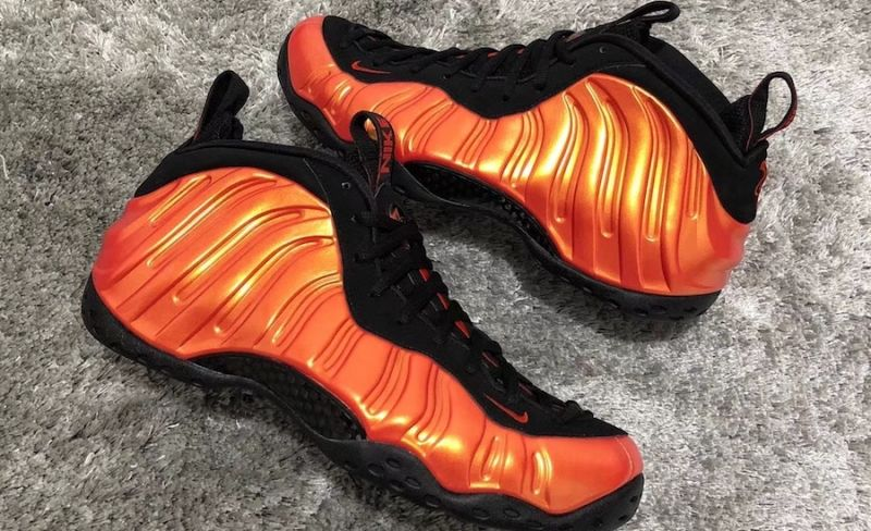 a37a54a9955 Nike Air Foamposite One Habanero Red