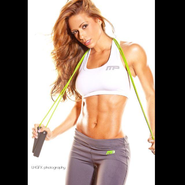 MusclePharm Athlete Chady Dunmore. Inspiring athlete and awesome supplements. Train like a unchained beast!