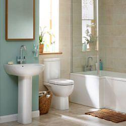 essential lily bathroom range | complete bathrooms
