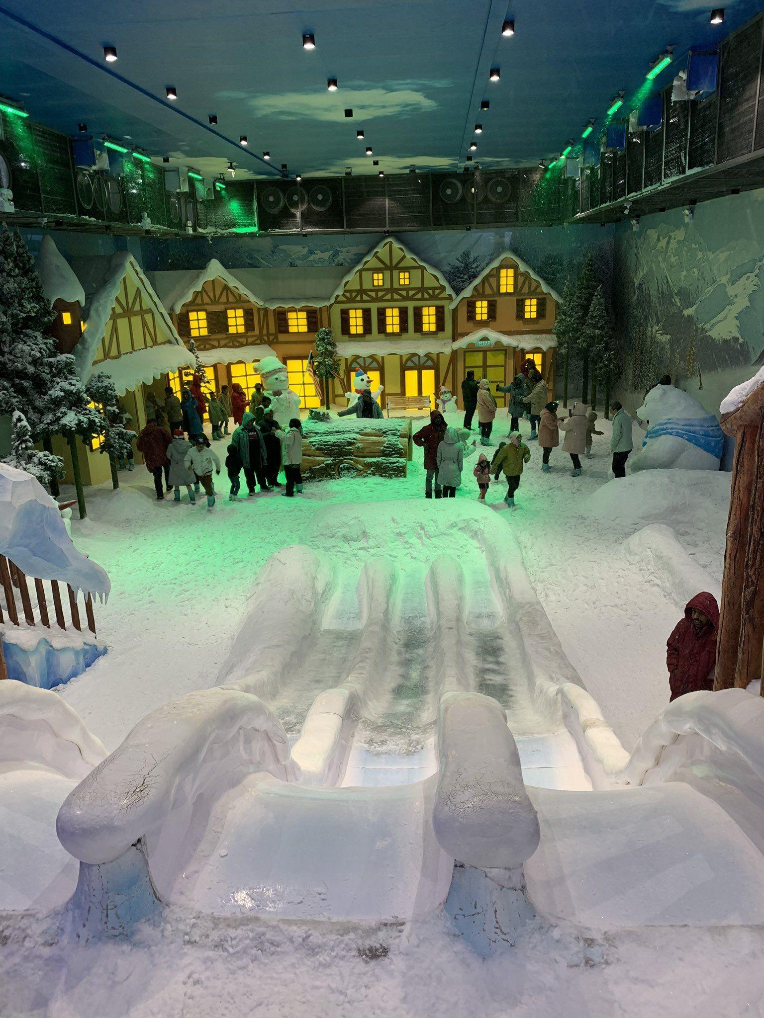 مدينة الثلج في ماليزيا House Styles Mansions House