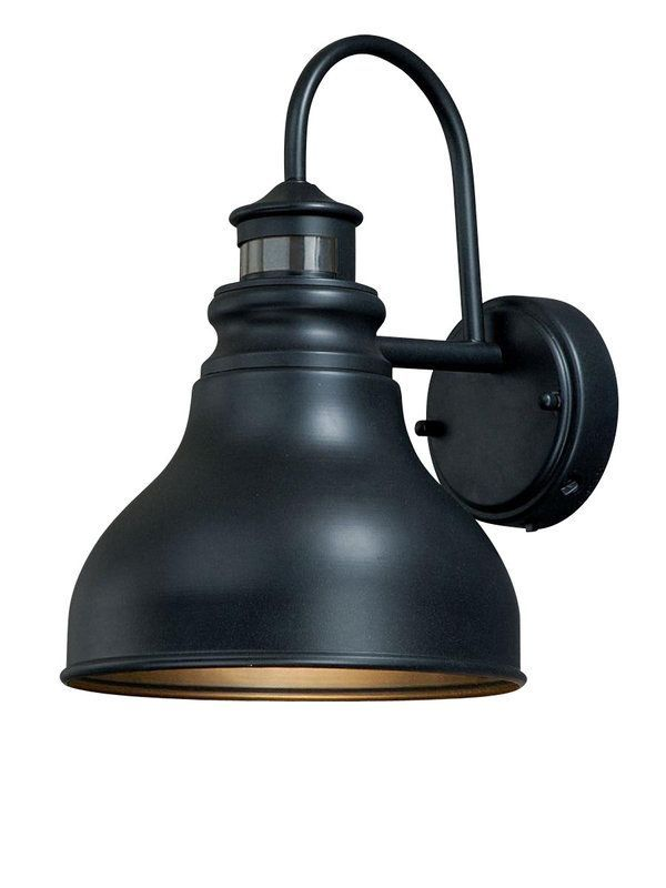 Dusk To Dawn Motion Sensor Outdoor Lighting A Plus Design Reference