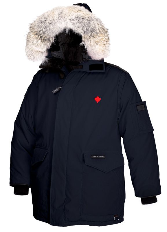 Canada Goose Heli-Arctic Parka Men Navy sale