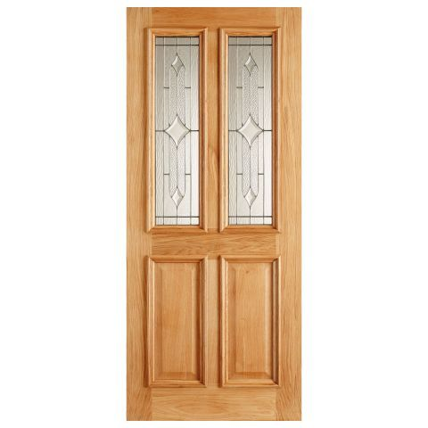 Derby Zinc External Oak Door: Sale Price: Compared At: You Save: