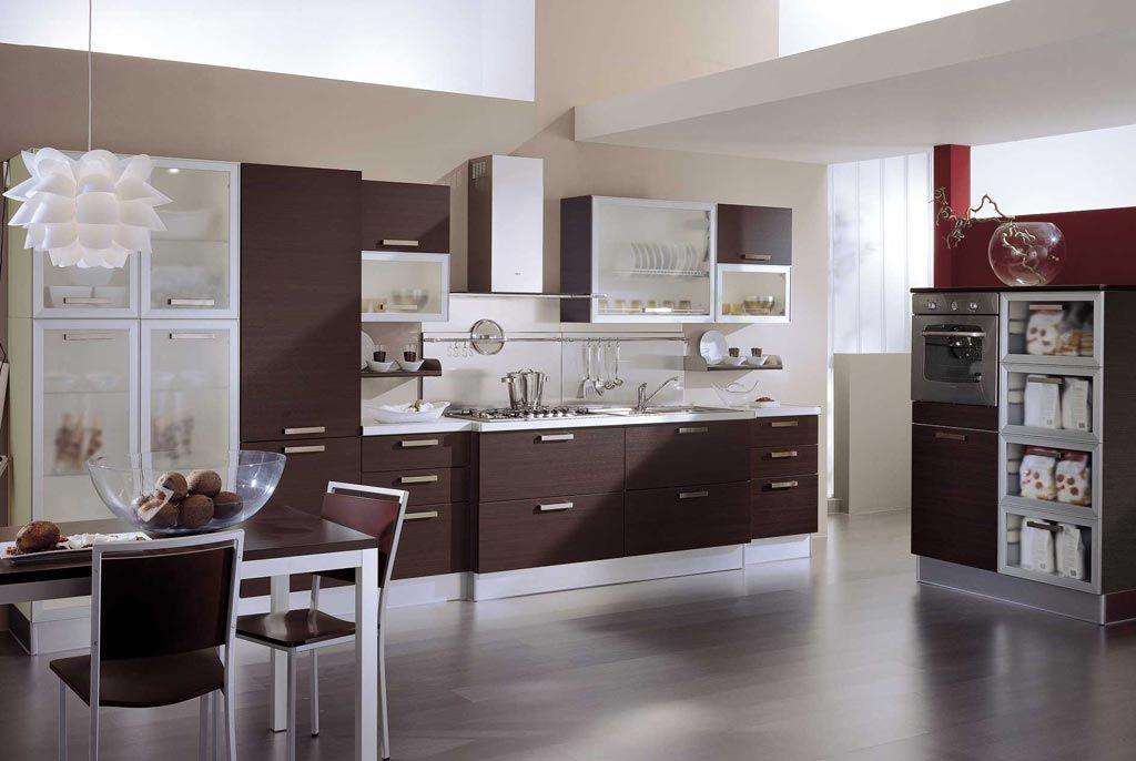 Vendita cucine componibili moderne | Kitchens | Pinterest | Mobili ...