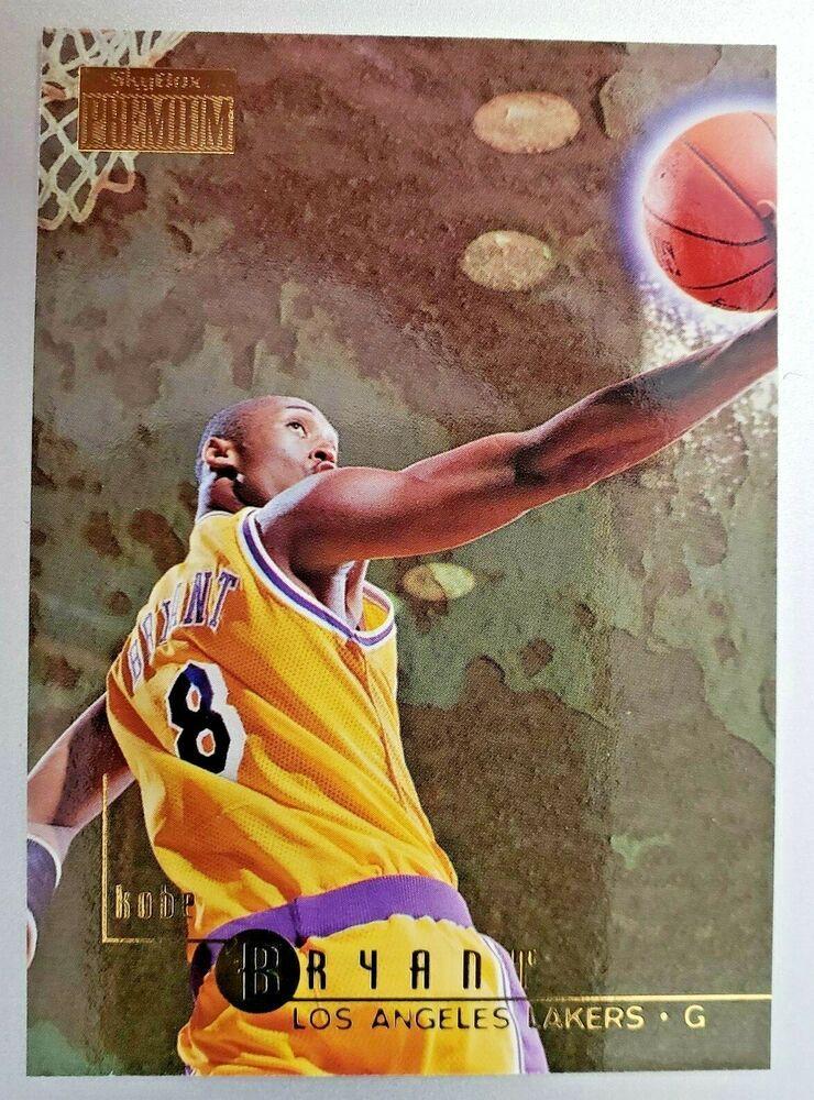 199697 skybox premium 55 kobe bryant rc rookie card