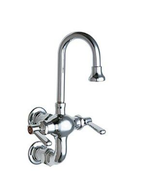 261CP Wall Mount Service Sink Faucet
