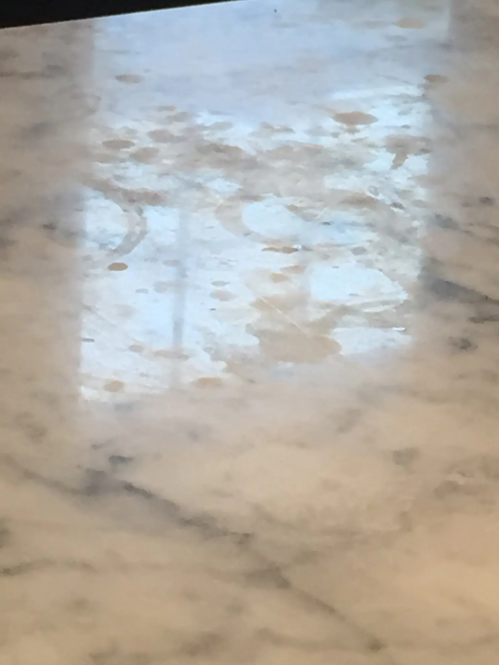 How to get rid of marks on marble in 2020 Cleaning