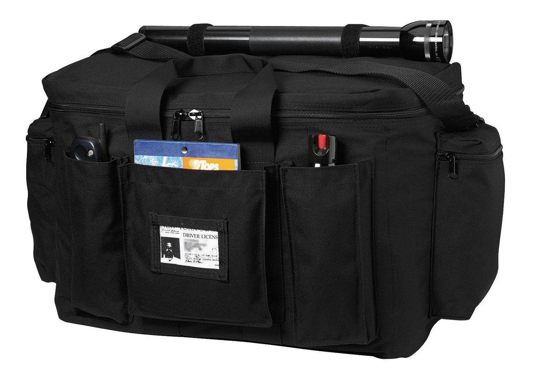 Rothco Black Police Equipment Bag Rothco, Bags, Gear bag