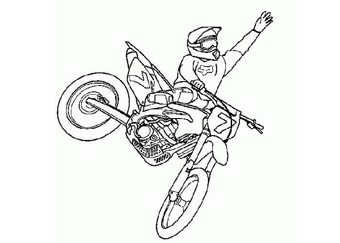 Dirt Bike Helmet Coloring Page Truck Coloring Pages Coloring Pages