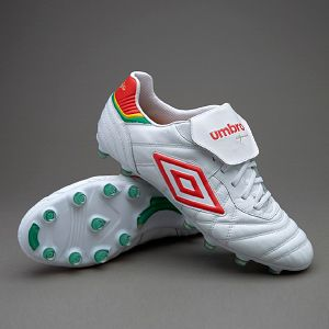 cheap for discount d7960 4d5fc Umbro Speciali Eternal Pro HG Pepe Edition - White Red Green Yellow