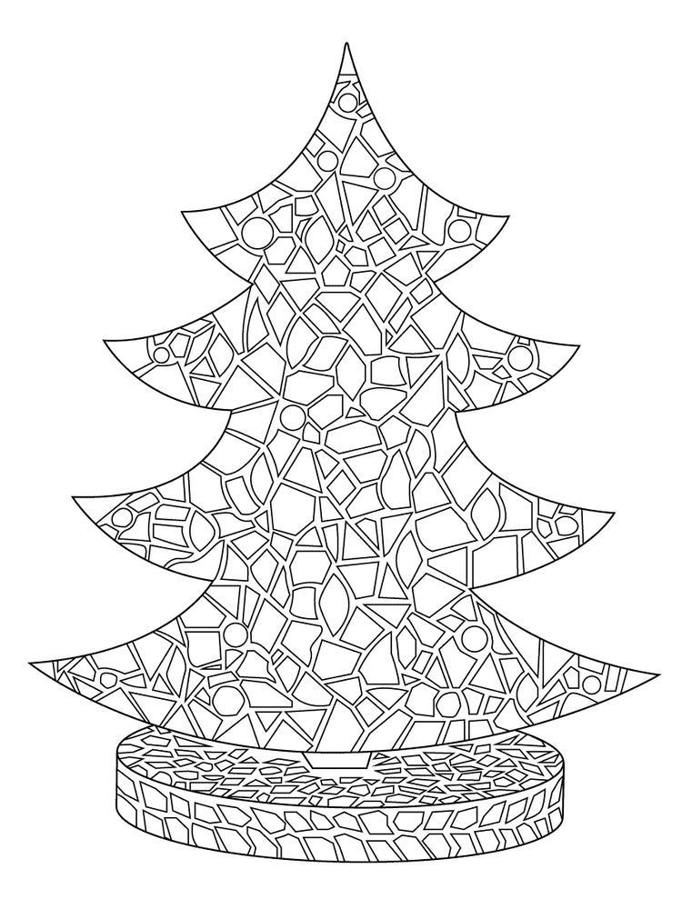christmas tree lights coloring pages. There is no