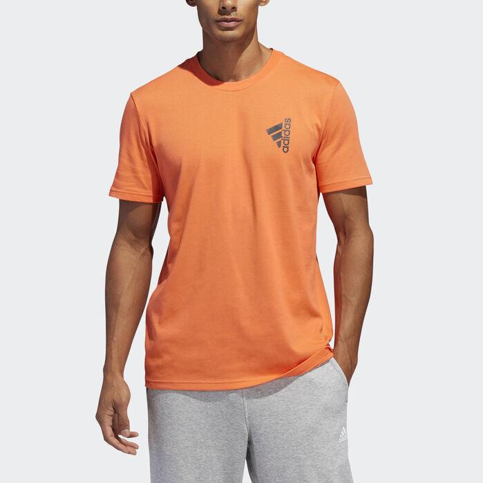 80cb53fce5 International Badge of Sport Tee True Orange L Mens in 2019 ...