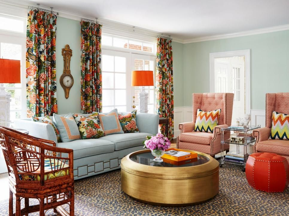 Charmant 12 Bold Color Ideas For Every Room
