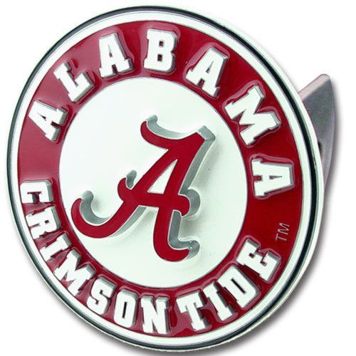 Alabama Crimson Tide Ncaa Logo Hitch Cover Products Pinterest