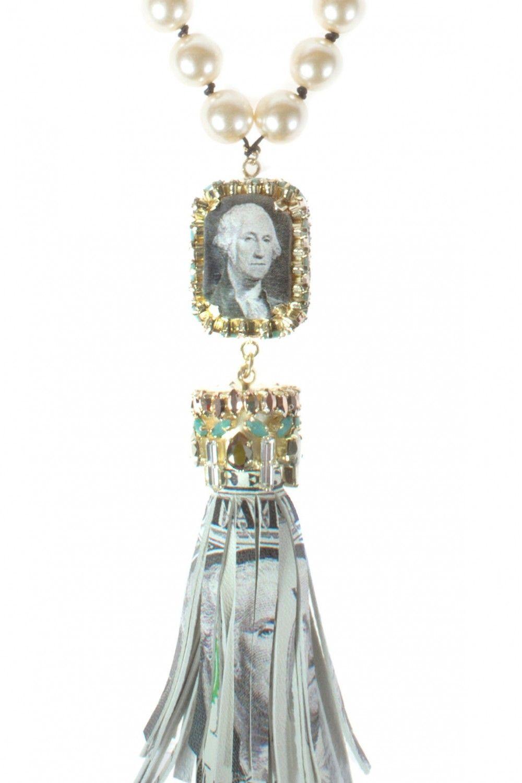 Bijoux De Famille | Multicolor Million Dollar Tassel Necklace | Lyst