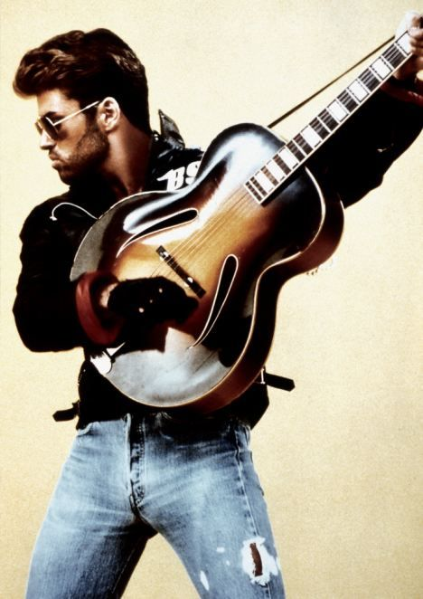 Image result for george michael faith