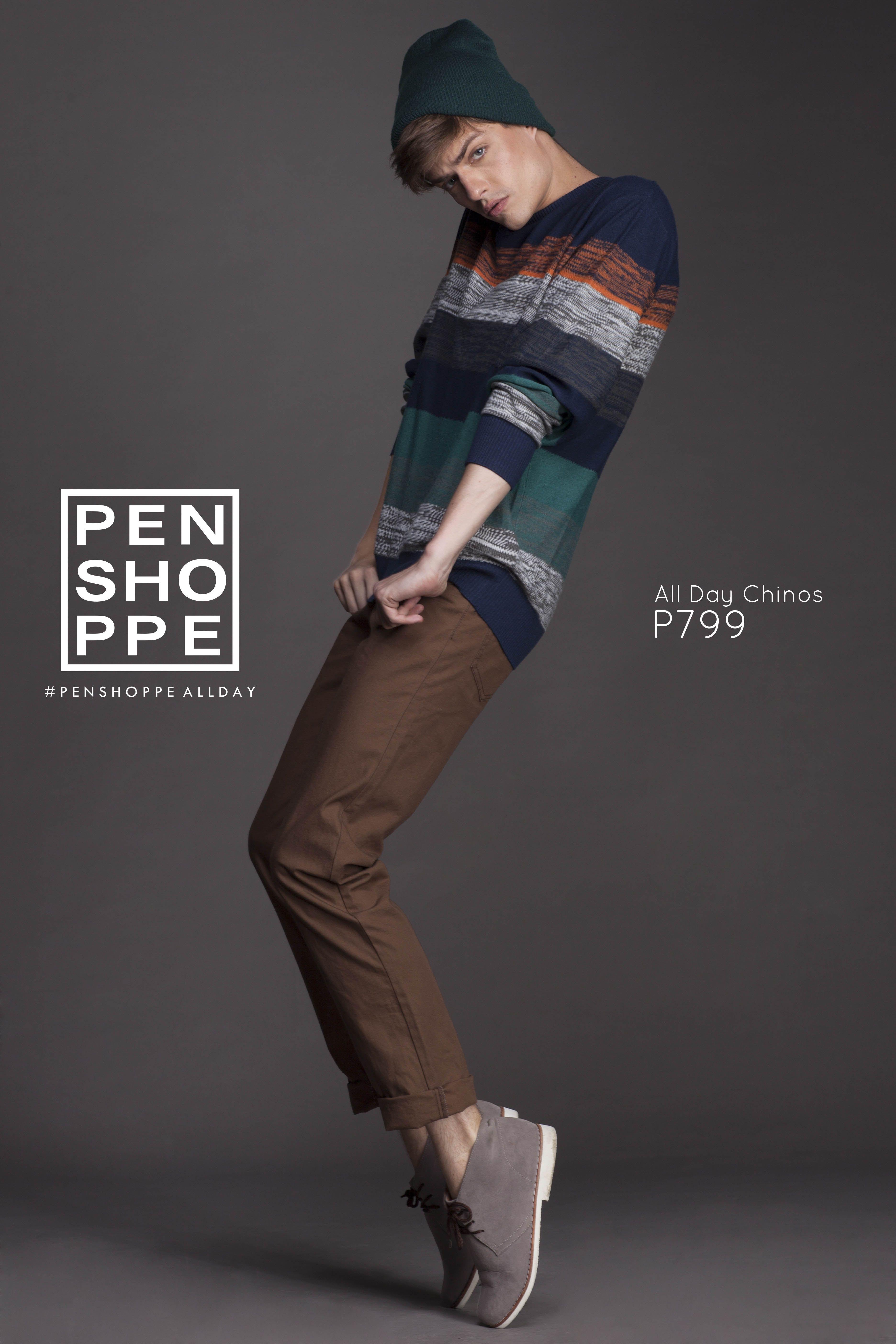 d71b54ee150c Penshoppe All Day Chinos. Shop  http   www.zalora.com