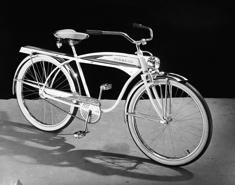 Roadmaster Bsa Br 0367 Milwaukee Art Museum Bicycle S Of