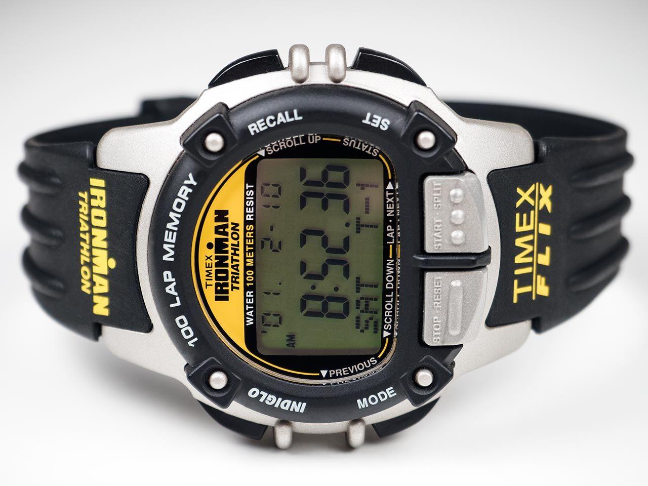 f90f245abff Timex Ironman Triathlon Flix 66801