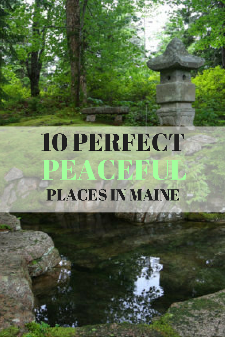 11 perfect places in maine for people who hate crowds | mystical