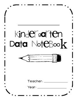 Everything you need to start using data binders in your Kindergarten classroom!  This 32 page unit will help track and document progress made by al...