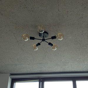 Photo of Lumière de plafond noir – éclairage de luster – luminaire – éclairage modern – foyer lumière – éclairage industriel