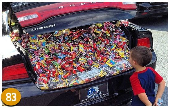10 best Trunk Or Treat images on Pinterest Birthday party ideas - trunk halloween decorating ideas