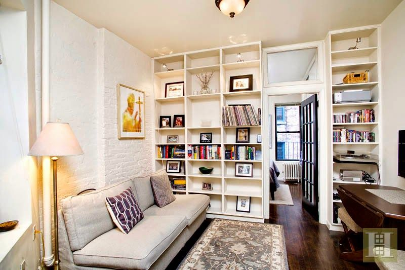 What To Do With A Railroad Apartment Railroad Apartment Apartment Inspiration Small Apartment Living Room