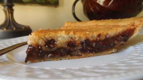 Chocolate Chip Buttermilk Custard Pie Recipe Food Com Recipe Buttermilk Recipes Buttermilk Dessert Recipes Custard Pie