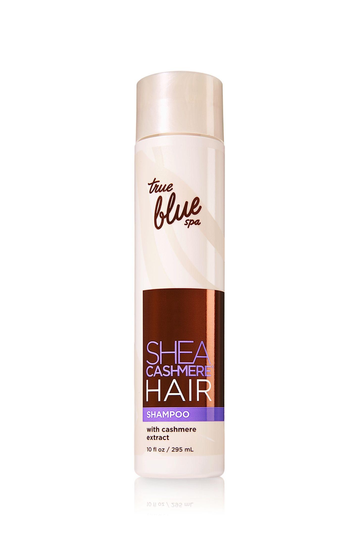 Shea Cashmere Shea Cashmere Shampoo - True Blue® Spa - Bath & Body ...