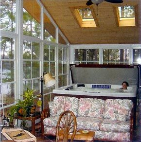 No Bugs Hot Tub Enclosures Gazebos Decorating Designs